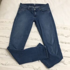 7 for all Mankind jeans. Size 25